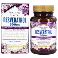 Buy Solgar Resveratrol 500 Mg 30 Vegetarian Capsules At