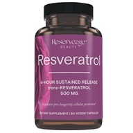 Buy Reserveage Nutrition Resveratrol 500 Mg 60 Vegetable